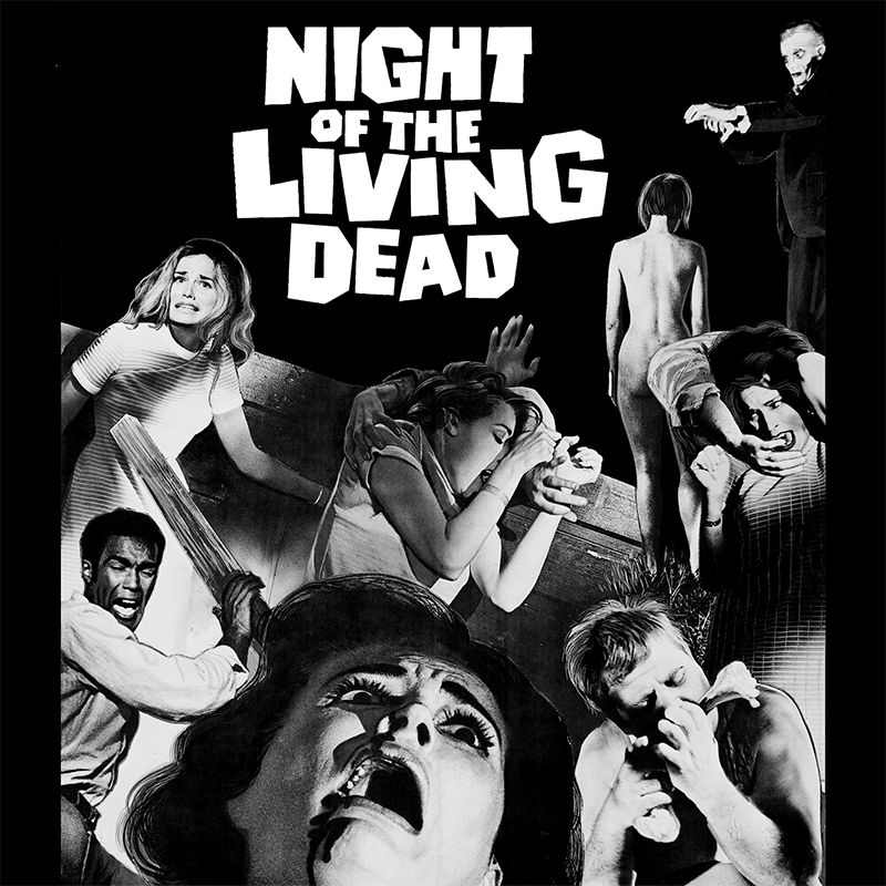 The Horrorthon: Night of the Living Dead