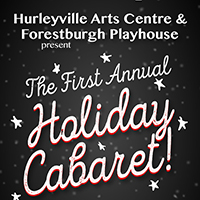 Forestburgh Playhouse Cabaret