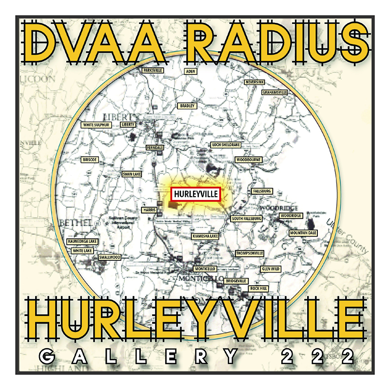 DVAA Radius: Hurleyville Pop-Up Exhibit