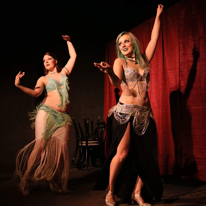 Beginners Guide To the Art of Belly Dance