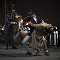 "Tango for All:  ""Blind"""