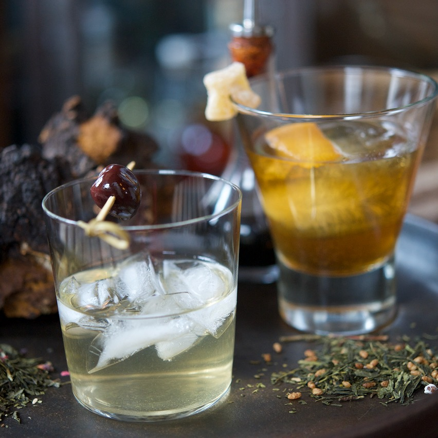Walk and Herbal Cocktails with The Outside Institute
