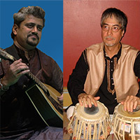 Indian Music Concert with Snehasish Mozumder & Ray Spiegel