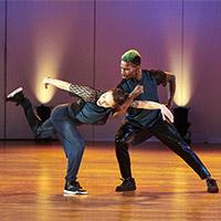 Ephrat Asherie Dance  + Workshop
