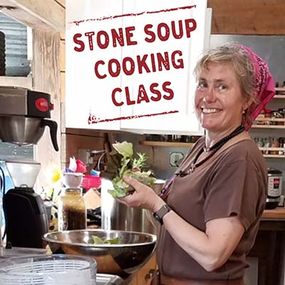 Stone Soup Cooking Class