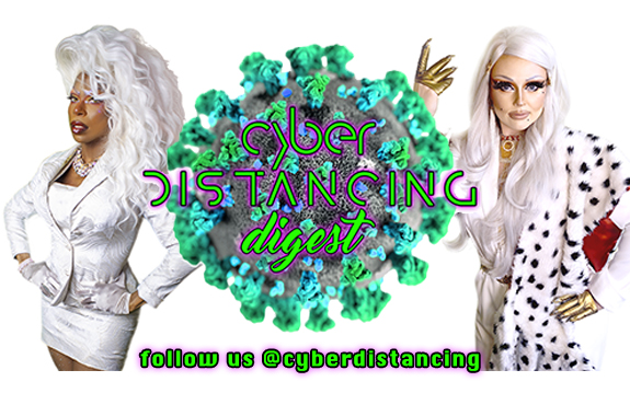 cyberDistancing Digest: Live from The Allways Lounge NOLA