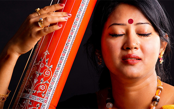 Hindustani Classical Vocal artist Sanhita Nandi