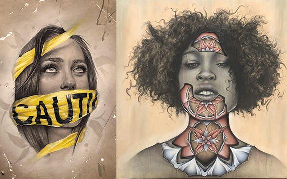 Art on Art Series: Muralist Josh Deitchman