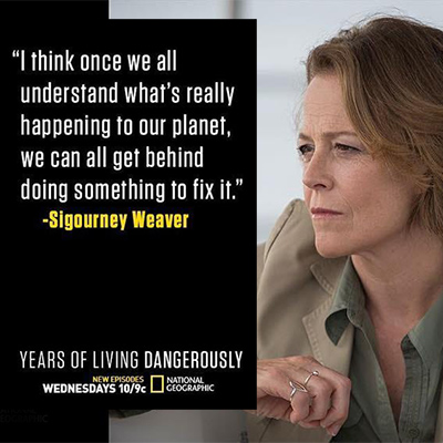 Years of Living Dangerously: Uprising